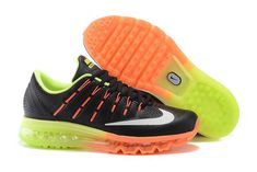 new style 973e5 7a271 Find Nike Air Max 2016 Leather Mens Shoes Black Orange Super Deals online  or in Pumacreeper. Shop Top Brands and the latest styles Nike Air Max 2016  Leather ...