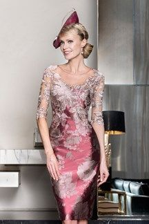 John Charles – Dress & Jacket – — Mother of the Bride & Special Event Dresses, Outfits, Melbourne, Vic — Ever Elegant Mother Of Bride Outfits, Mother Of Groom Dresses, Mother Of The Bride, Mob Dresses, Event Dresses, Fashion Dresses, Bride Dresses, Glamorous Dresses, Groom Outfit