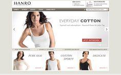 Magento Store für www.hanro-shop.de