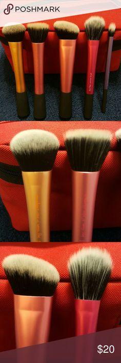 Real Techniques Makeup Brushes Real Techniques Mak...