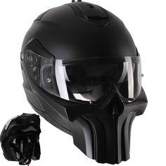 Modular helmets :: Punisher modular - REZZEЯ