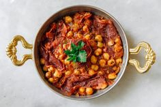 Rebythada me pastourma - Ta Karamanlidika tou Fanh, Athens Chana Masala, Ethnic Recipes, Athens, Food, Essen, Meals, Yemek, Athens Greece, Eten