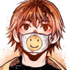 Hide in the last chapter of Tokyo Ghoul re: Tokyo Ghoul Manga, Tokyo Ghoul Tumblr, Hide Tokyo Ghoul, Tokyo Ghoul Drawing, Anime Boys, Manga Anime, Anime Art, Kaneki, Aho Girl