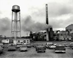 Cane sugar mill,  Franklin, Louisiana by Dizzy Atmosphere, via Flickr