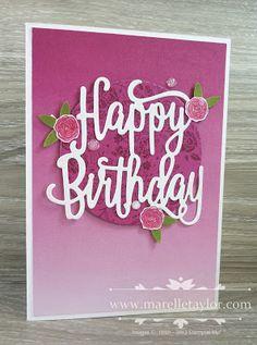 Colour Theory Happy Birthday