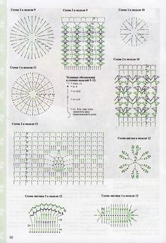 Crochet Chart, Filet Crochet, Crochet Patterns, Crochet Stone, Love Crochet, Easter Crafts, Christmas Crafts, Christmas Ornaments, Egg Chart