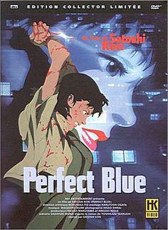 Perfect Blue. Satoshi Kon anime.