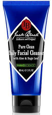 Jack Black: Pure Clean Daily Facial Cleanser