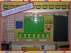 Kindergals Calendar time pt. 1