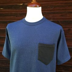 Freewheelers Pocket T-Shirt. (made in japan, power wear, desolation row)