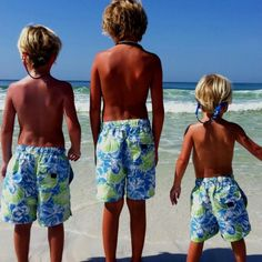 If I have boys I want them to be tiny frat boys.