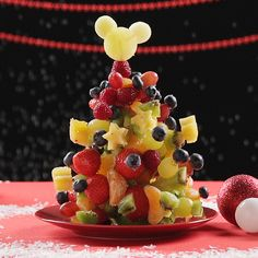 Mickey's fruitboom
