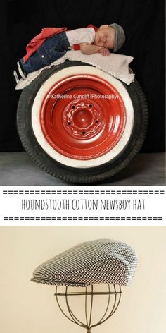 We have wide variety of material for newsboy hat. Click to check out our Etsy store!