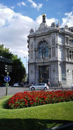 Banco de España.  Madrid