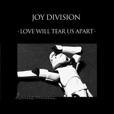 Star Wars Stormtrooper Tribute to Joy Division by housemusicphoto, $25.00