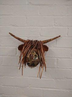 Metal Sculpture Artists, Metal Sculptures, Copper Wall Art, Copper Gifts, Home And Garden, Beautiful