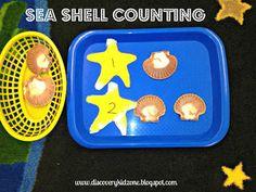 Under the Sea in the Style of Montessori