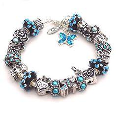 How to Wear a PANDORA Sterling Silver Charm Bracelet