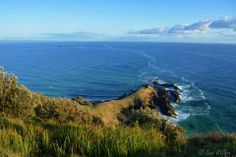 Looking out at Australias most easterly point. Beautiful Sites, Beautiful World, Beautiful Places, Places Around The World, Around The Worlds, Cool Pictures, Beautiful Pictures, Byron Bay, Adventure Is Out There