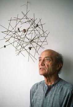 Isamu Noguchi and sculpture