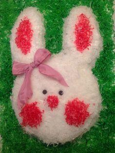 Easter Bunny Cake 2015 #easter #eastercake #bunnycake #coconutcake #bunny #coconut #cake