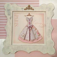 Cuadro con Vestido de Dayka Trade – Ecta-3, apúntate online en The Hobby Maker                                                                                                                                                                                 Más