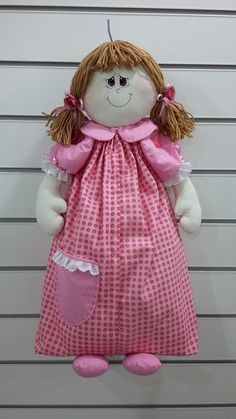 by cathy - DiyForYou Handmade Crafts, Diy And Crafts, Sewing Crafts, Sewing Projects, Sewing Dolls, Soft Dolls, Fabric Dolls, Crochet Dolls, Doll Patterns