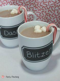 hot chocolate bar , hot cocoa bar,@Avery