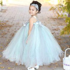 """""""Sapphire"""" Girls Dress – Peace Love {&} Parties"""