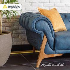 """37 Beğenme, 1 Yorum - Instagram'da Anadolu Mobilya 1957 (@anadolumobilya1957): """"Yaşamın her anı değerlidir... AnadoluMobilya1957 #anadolumobilya #anadolu1957 #ankaramobilya…"""" Sofa Furniture, Sofa Chair, Armchair, Furniture Design, Massage Place, Sofa Legs, Furniture Manufacturers, Modern Sofa, Office Interiors"""
