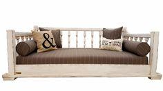 Madison Bed Swing - Four Oak Designs - 1
