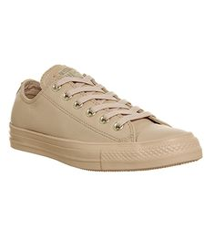 Converse, All star Low Leather, Amberlight Light Gold Exclusive