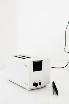 Varpunen...Braun toaster 1980