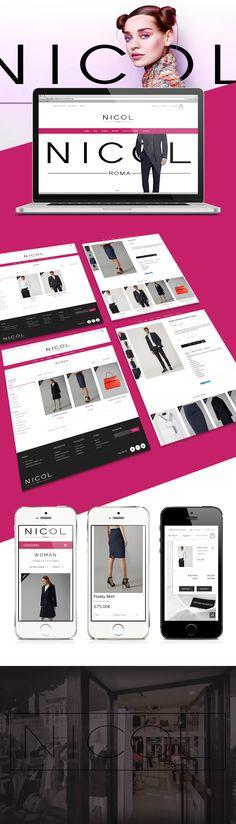 with love by garin. Design Web, Website, Web Design, Design Websites