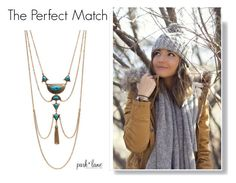 """""""The Perfect Match"""" by parklanejewelry ❤ liked on Polyvore featuring women's clothing, women, female, woman, misses and juniors"""