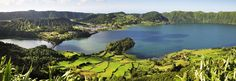 Fauna and Flora: Exploring Sete Cidades - via Azores Adventures, Azores SATA  21.08.2013 | Impressive is also the Azorean dedication to keeping the islands naturally pristine. For the second year in a row, the European Coastal and Marine Union has named the Azores as the Top European 'green' destination... Photo: S Miguel, the Azores, Sete Cidades Lake