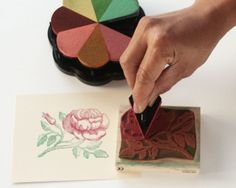 FREE CLASS: Introduction to Rubber Stamping with Grace Taormina #craftartedu