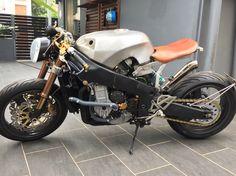 Kawasaki ZXR750 Cafe Racer