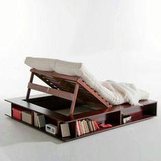 Espacio de lectura y relax