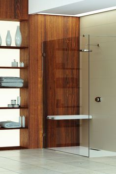Masculine Mahogany - Bathroom Ideas - Tiles, Furniture & Accessories (houseandgarden.co.uk)
