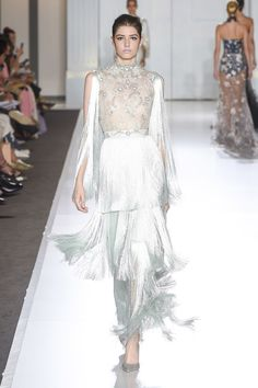 Ralph & Russo Autumn/Winter 2017 Haute Couture - Look 47