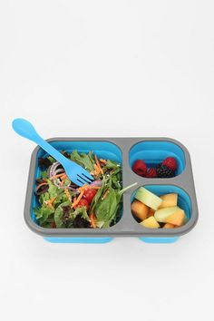 $18.00-Collapsible To-Go Lunchbox