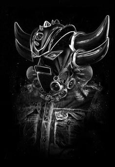 FANTASMAGORIK® GOLDORAK by obery nicolas, via Behance