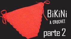 crochet bikini - YouTube