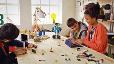 Lego Boost kit aims to teach kids to code through creativity #lego #legoboost #Coding #tech #technews