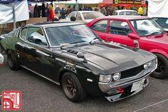 Exotic and Retro cars: Toyota Celica liftback TA27 or RA25