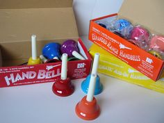 Camille's Primary Ideas: Using Handbells in Primary