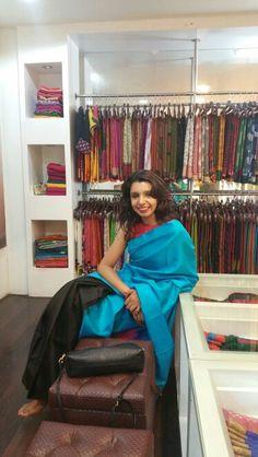 Multicolour Soft silk