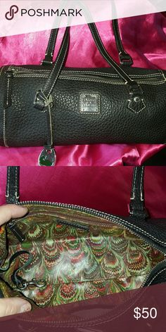 Mini barrel bag All leather mini barrel bag Dooney & Bourke Bags Mini Bags
