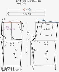 Mobile LiveInternet Simulation of children's clothing. Boys Sewing Patterns, Baby Dress Patterns, Clothing Patterns, Sewing Pants, Sewing Clothes, Diy Clothes, Love Sewing, Sewing For Kids, Baby Sewing